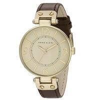 中亚Prime会员:ANNE KLEIN 109168IVBN 女士时装腕表