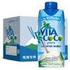 唯他可可( Vita Coco )天然椰子水饮料 500ml*6瓶 整箱 *2件