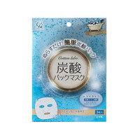 凑单品:cotton labo 碳酸面膜 3枚