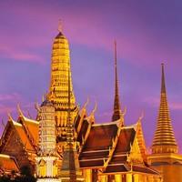 错峰好价:上海-泰国清迈/曼谷6-7天往返含税机票+首晚酒店