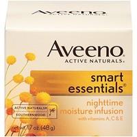 凑单品、中亚Prime会员:Aveeno 艾维诺 Smart Essentials 抗氧化保湿 晚霜 3罐装