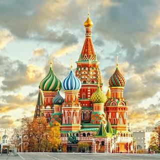 尾单甩卖 : 全国多地-俄罗斯圣彼得堡+莫斯科8日跟团游