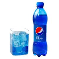 PEPSI 百事 巴厘岛梅子味蓝色可乐 450ml