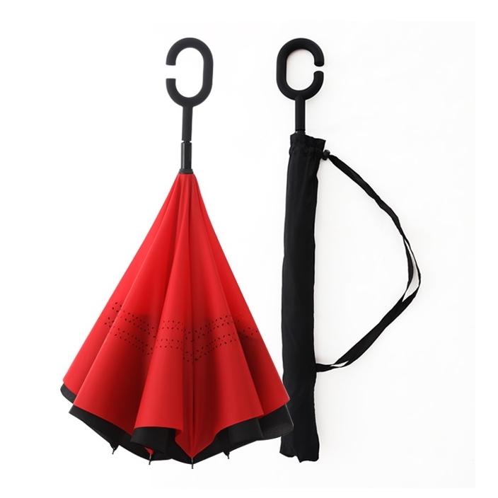 FY 飞誉 FY/YH1 创意反向双层长柄伞