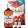 百龄坛(Ballantine's)洋酒 特醇苏格兰威士忌 700ml 2017年礼盒