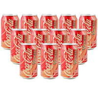 历史低价:Coca Cola 可口可乐 香草味 355mlx12罐 +凑单品