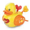 伟易达Vtech 戏水小黄鸭 宝宝洗澡玩具 婴幼儿童沐浴室戏水玩具 益智声光音乐 *4件