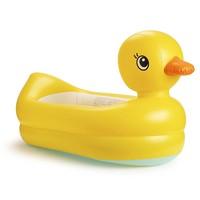 凑单品、中亚Prime会员:munchkin 满趣健 充气式温感鸭子浴盆
