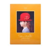 限华南:红帽子 黄色什锦饼干礼盒 136.5g
