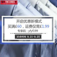 海淘活动:Get The Label中文官网 精选男女服饰鞋包专场