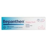 凑单品:Bepanthen 拜尔 婴幼儿尿湿疹护臀霜 100g