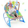 铭塔(MING TA)宝宝摇椅 躺椅喂食餐椅座椅 婴幼儿宝宝益智玩具