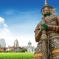 尾单机票:春秋航空 北海直飞曼谷8天往返含税机票