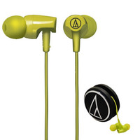 历史新低、限地区:audio-technica 铁三角 ATH-CLR100 入耳式耳机