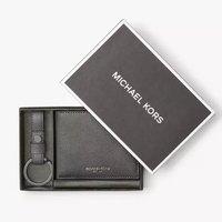MICHAEL KORS 迈克·科尔斯 Slim Billfold Set 男士钱包礼盒套装