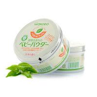 Wakodo 和光堂 天然绿茶 爽身粉 120g *2件