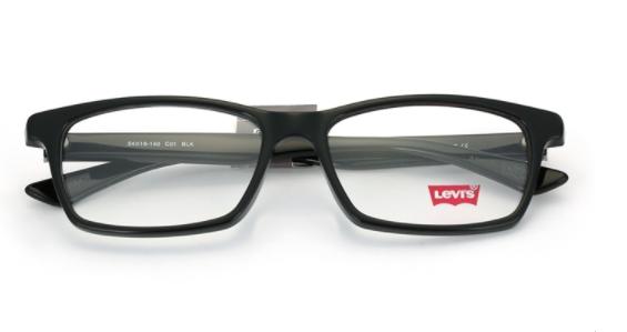 Levi's 李维斯 LS06335Z 板材眼镜架+蔡司A系列1.56非球面树脂镜片