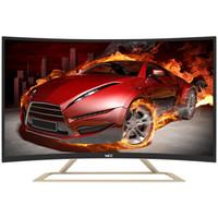 历史低价:NEC VE3220PC 31.5英寸 曲面显示器(1800R、FreeSync、144Hz)