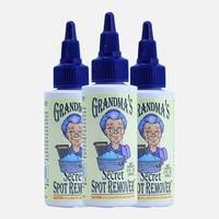 GRANDMA'S Secret 老奶奶的秘密 婴儿衣物去污清洁剂 59ml  *3瓶