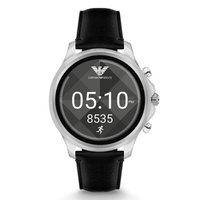 1日0点、历史低价:EMPORIO ARMANI 阿玛尼 ALBERTO系列 智能手表