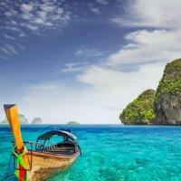 特价机票:多家航司 上海/南京/杭州-普吉岛6/7天往返含税