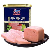 历史低价:GuLong 古龙 火锅午餐肉 340g