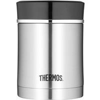 中亚Prime会员:THERMOS 膳魔师 不锈钢焖烧杯 黑色 16盎司  *2件