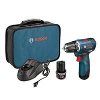 BOSCH 博世 PS32-02 12V 充电式电钻 双电版