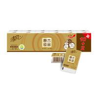 凑单品:清风 原木纯品 金装 手帕纸 4层8张*12包