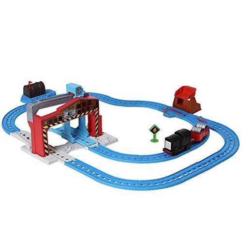 Thomas & Friends 托马斯&朋友 电动系列 DPK72 火车大冒险豪华礼盒装
