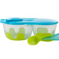 凑单品:b.box snack pack 便携带勺餐盒