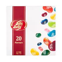 双11预售:JELLY BELLY 吉力贝 20种口味糖果礼盒 250g