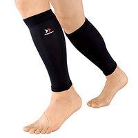 凑单品、限S码:Zamst 赞斯特 LC-1 跑步护腿袜