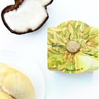乐纯 LEPUR 风味发酵乳 三三三倍酸奶 榴莲味 135g *4盒