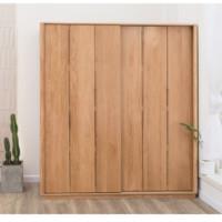 预售22点截止、61预售:维莎 日式全实木大衣柜 1.6m