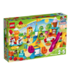 LEGO 樂高 得寶系列 10840 大型游樂園