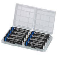 Camelion 飞狮  低自放 5号镍氢充电电池 (2000mAh、8节盒装) *2件