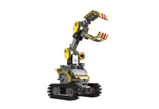 UBTECH 优必选 Jimu 系列 Builderbots 互动机器人