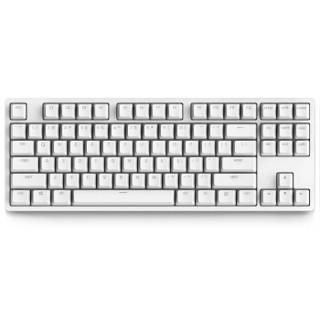 MI 小米机械键盘 Cherry版 87键 白色背光