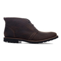 ROCKPORT 乐步 Modern Break Chukka 男士系带皮靴
