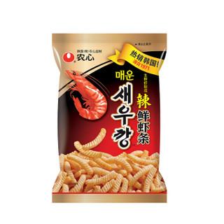 NONGSHIM 农心 辣味鲜虾条 90g