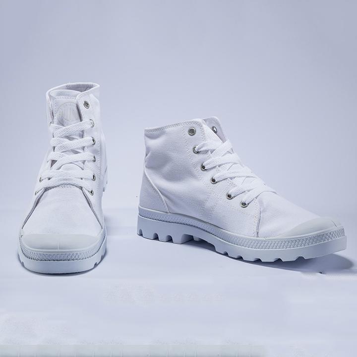 PALLADIUM 75442-M-18FW 男士帆布鞋