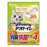 京东PLUS会员:Gaines 佳乐滋 双层猫砂盆专用沸石猫砂 4L *6件 +凑单品