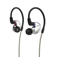 新品发售、0元预约:FIDUE 飞朵 Virgo 处女星 三单元圈铁耳机