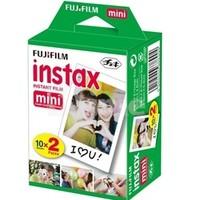 FUJIFILM 富士 instax mini 拍立得相纸 20张(10×2)