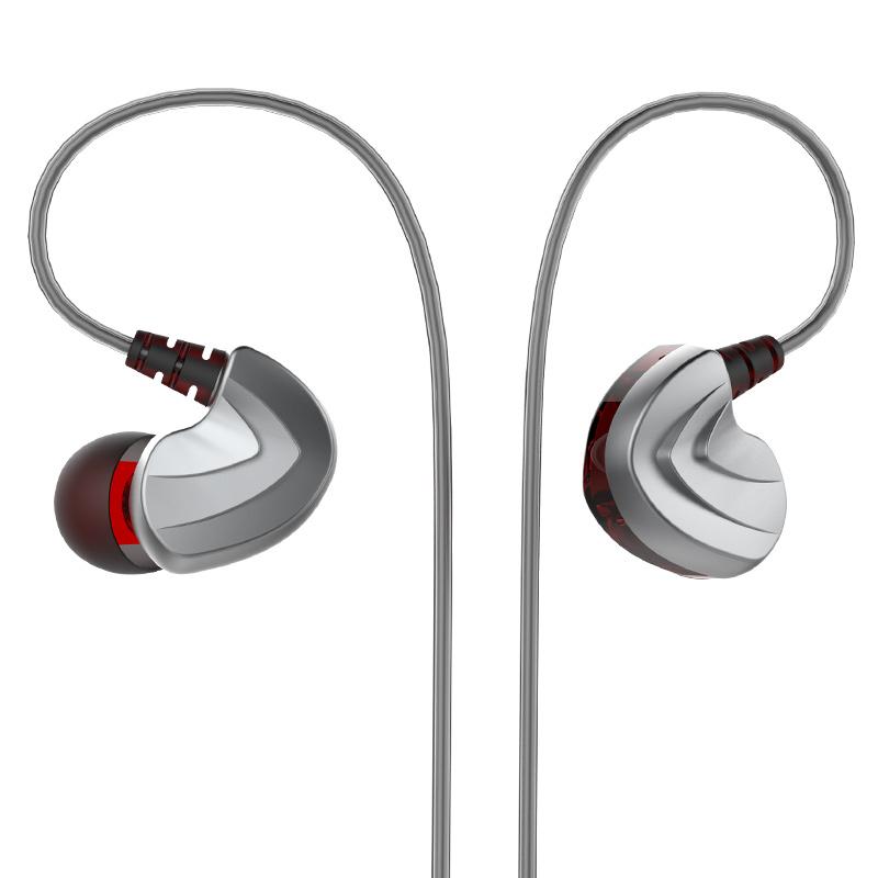 Fidue 飞朵 A73 入耳式圈铁耳机
