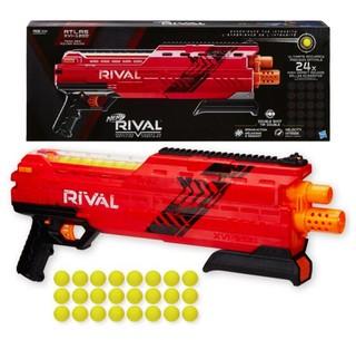 NERF RIVAL竞争者系列 B3856 阿特拉斯1200发射器(红黑)