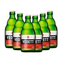 Vedett Extra White 白熊 企鹅啤酒 330ml*6瓶 *3件