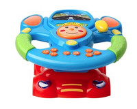 DODOELEPHANT 豆豆象 DX322-3 小小駕駛員 早教方向盤玩具
