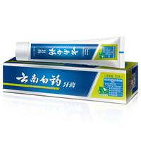 云南白药 牙膏 薄荷清爽型 210g*3 + 留兰香型 120g